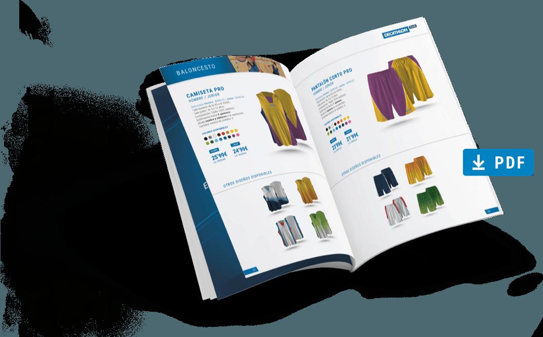Descubre el nuevo catálogo 2018