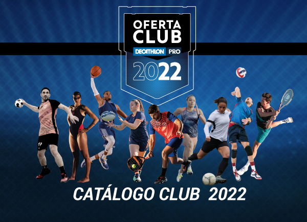 Catálogo textil club 2020