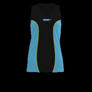 Camiseta de baloncesto personalizada mujer