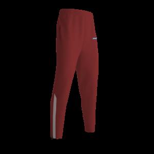 Pantalón de chándal pitillo personalizado con cremallera--CH02