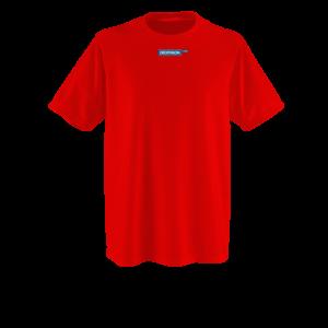 Camiseta júnior tiro / entrenamiento