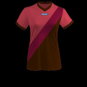 Camiseta fútbol sala mujer