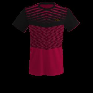 Camiseta junior pádel 01