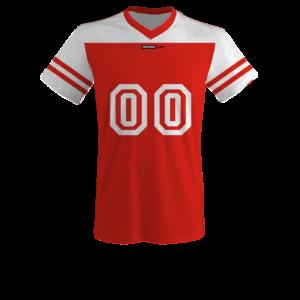 Camiseta Fútbol americano - flag 01