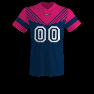 Camiseta fútbol americano - flag 02