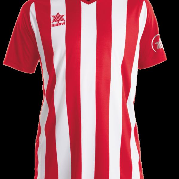 Camiseta Fútbol Luanvi New Listada